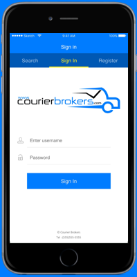Courier Brokers Log In Courierbrokers